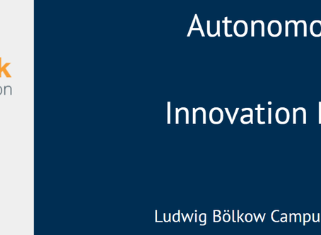 Capricode is the selected as a nominee for Autonomous Traffic & Logistics Innovation Award!