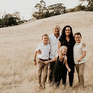 The Edwards Family