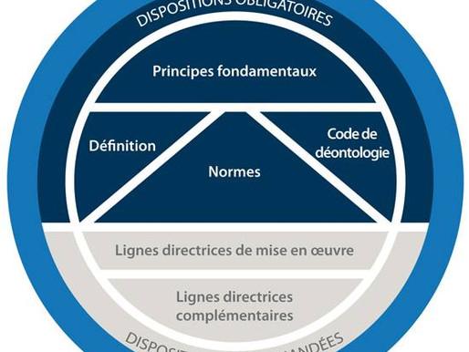 Le nouveau référentiel international de l'audit interne, une brève présentation