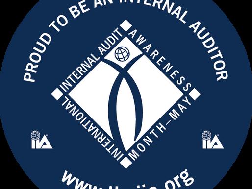 The international internal audit awareness month