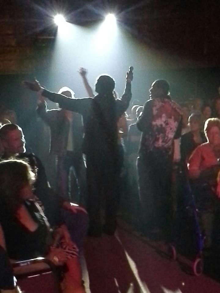 Tyriq audience