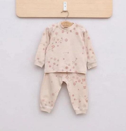 Organic Cotton Printed Pyjamas