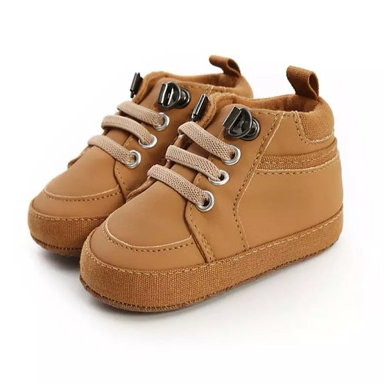 Classic Canvas Shoe in Brown