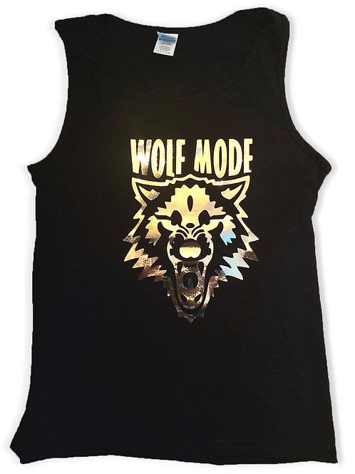 WOLF MODE Tank Top