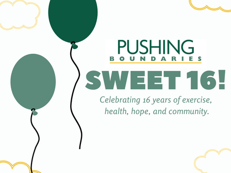 It's our BIRTHDAY! Join in the Month-long Celebration!