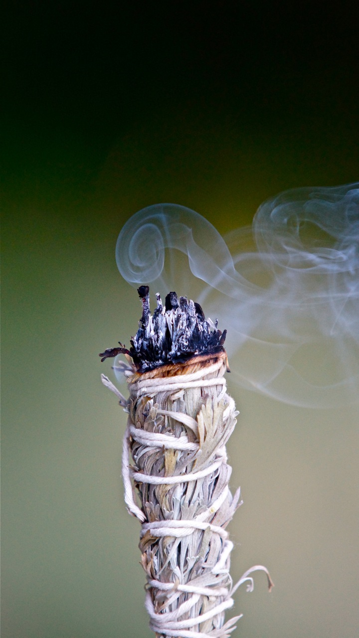 Northwest Sage Smudge Wands