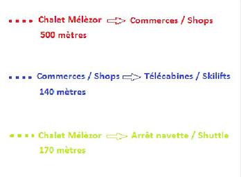 Chalet de Location Serre Chevalier LE MELEZOR
