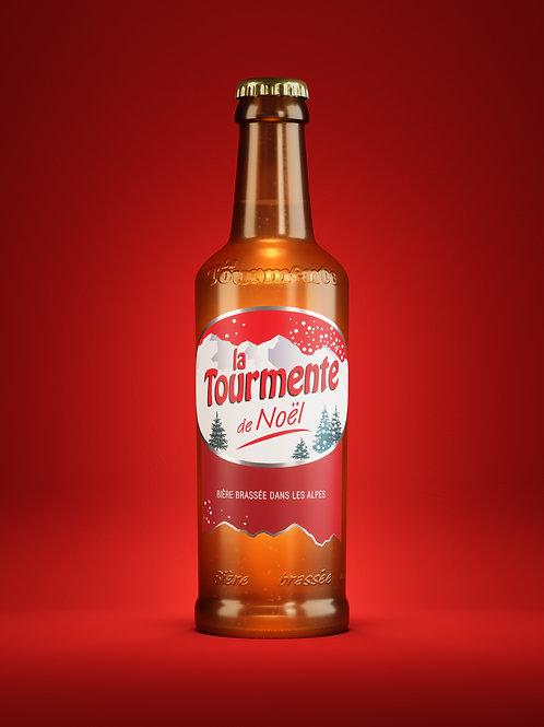 TOURMENTE Noël 33cl X12