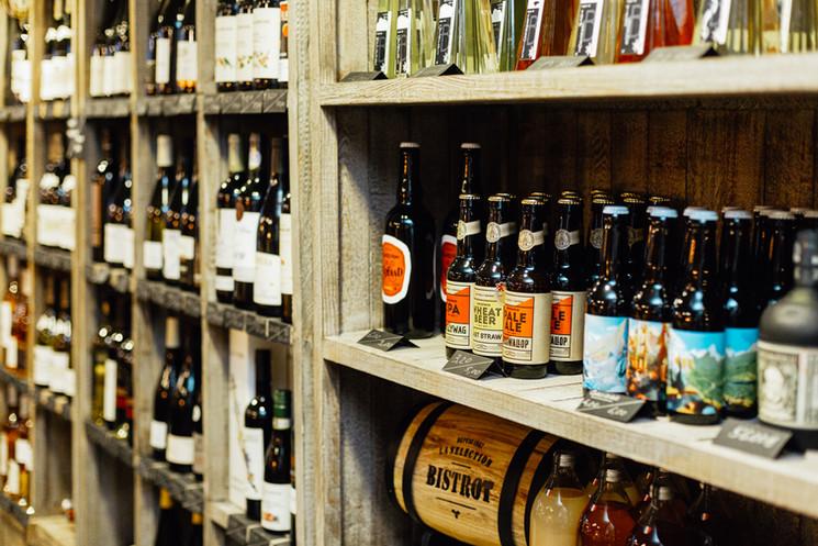 Le Caveau de Chantemerle - Bar à Vin