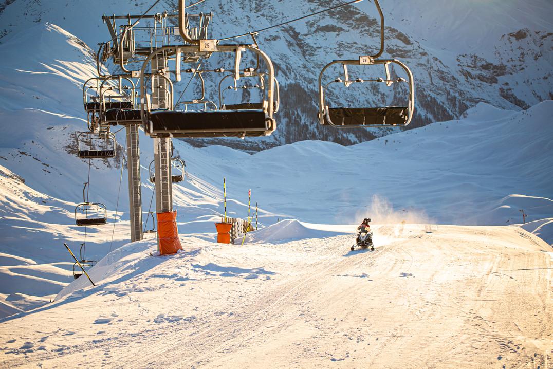 Découvrez le dommaine skiable d'Orcière Merlette