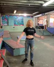 Skatepark Front Flip