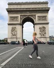 Arche de Triomphe Backflip