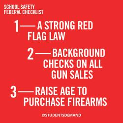 Federal Checklist