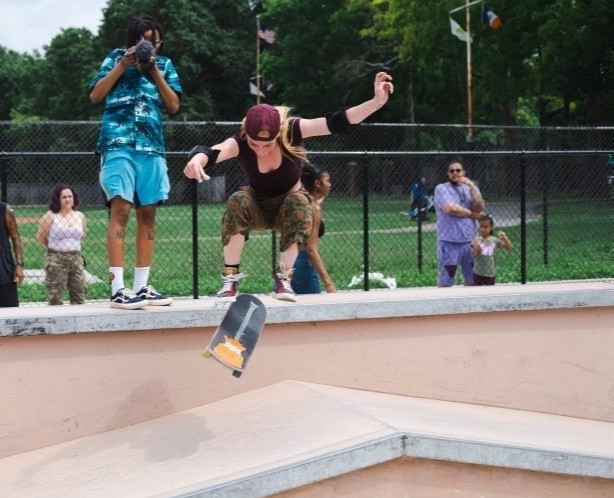 Bronx Girls Skate Contest: 7/10/21