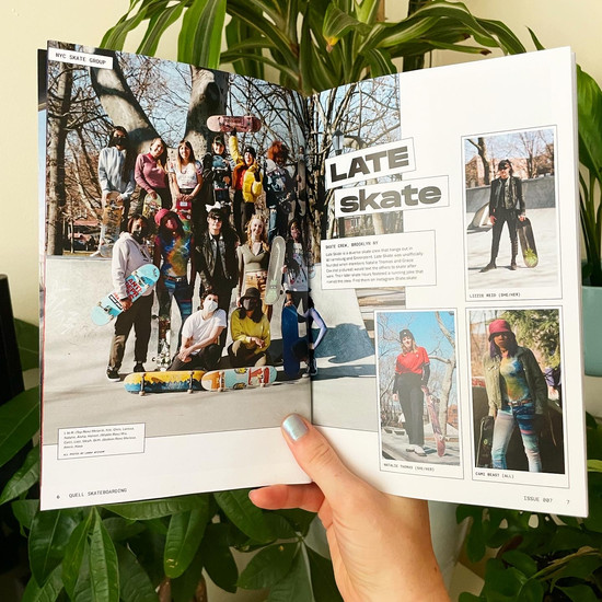 Quell Magazine Feature: Issue 007