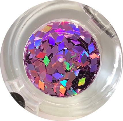 GG008 - Dia Purple Hologram