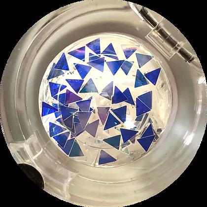 GG015 - Glass Triangle (3mm)