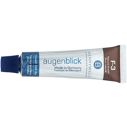 Berrywell Augenblick Cream Dye - Natural Brown (F-3)