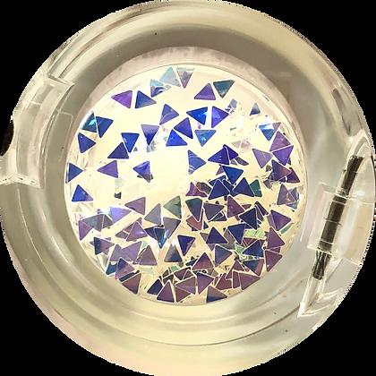 GG014 - Glass Triangle (2mm)
