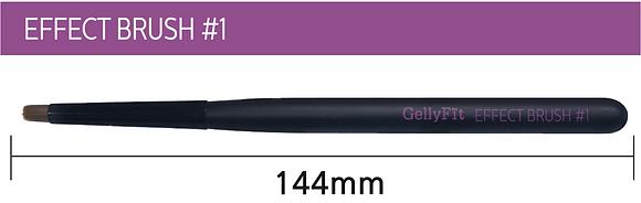 Gellyfit Pro Brush - EFFECT BRUSH #1