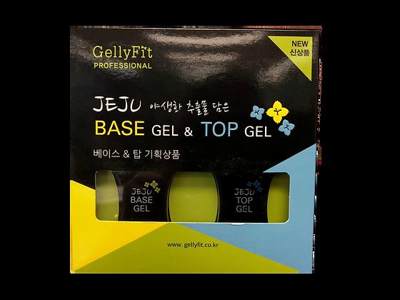Gellyfit Jeju Base Gel & Top Gel Set