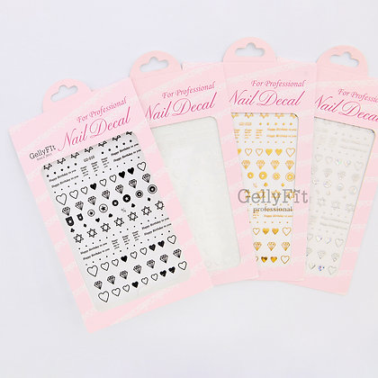 GD010 - Nail Decal
