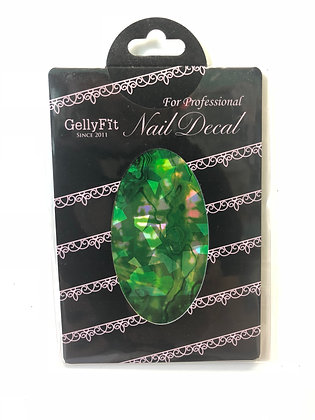 GS05 - Nail Decal Glass Sticker