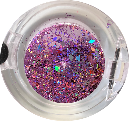 GG025 - Mix Dia Purple Hologram
