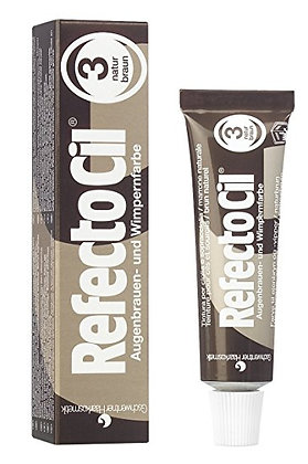 Refectocil No. 3 - Natural Brown