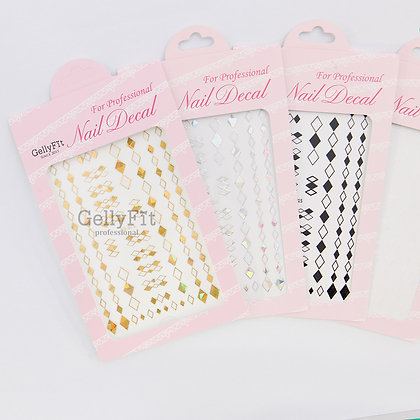 GD015 - Nail Decal