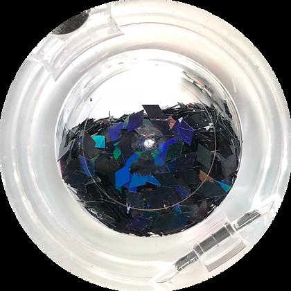 GG030 - Mix Dia Black Hologram