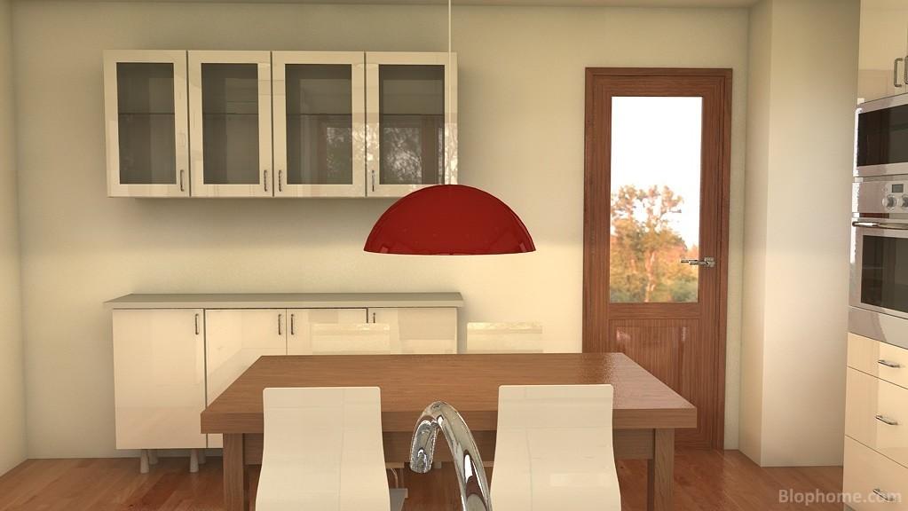 Diseño cocina/comedor