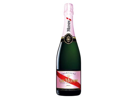 G.H. Mumm Brut Rosé Champagne
