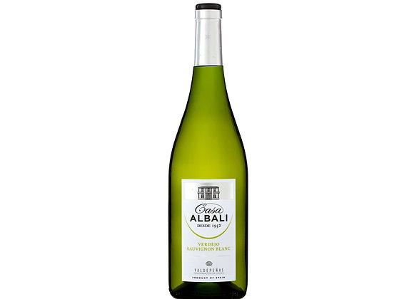 Casa Albali Verdejo-Sauvignon Blanc, Valdepeñas
