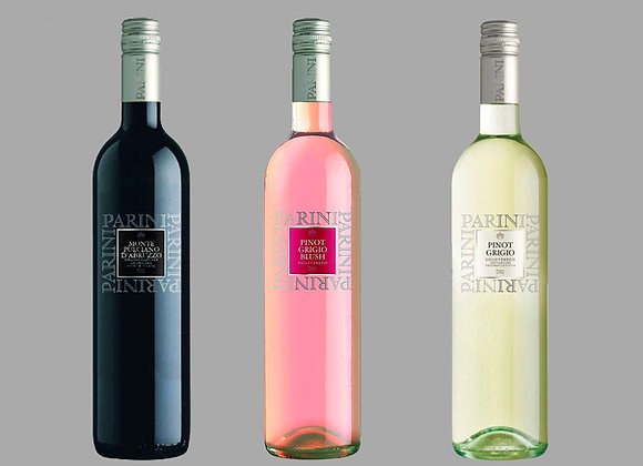 PARINI WINE SELECTION FROM ITALY