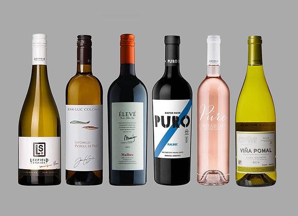 Sommelier Premium Wine Selection