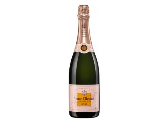 Veuve Clicquot Brut Rosé Champagne