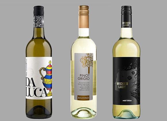 PINO GRIGIO WINE SELECTION BY WINEDIMENSIONS