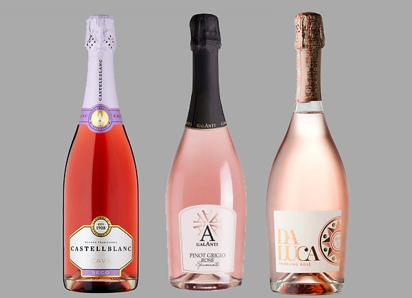 PROSECCO ROSE SELECTION BY WINEDIMENSION