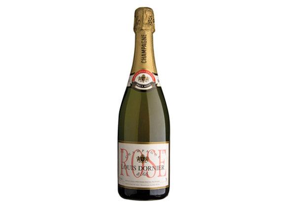 Louis Dornier et Fils Brut Rosé Champagne