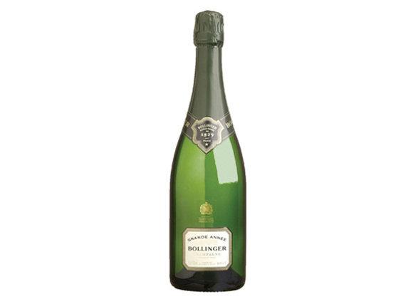 Bollinger La Grande Année Brut Champagne 2005