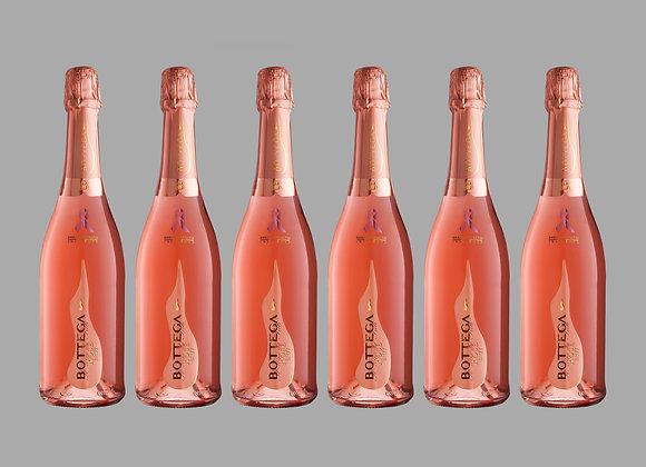 Bottega Il Vino dei Poeti Spumante Rosé Venezia DOC Brut