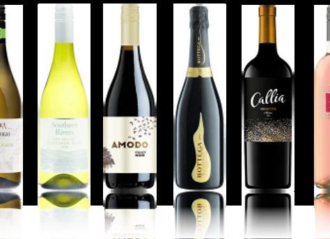 Festive Wine Selection