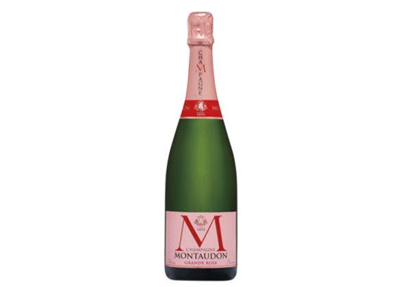 Montaudon Grande Rosé Brut Champagne