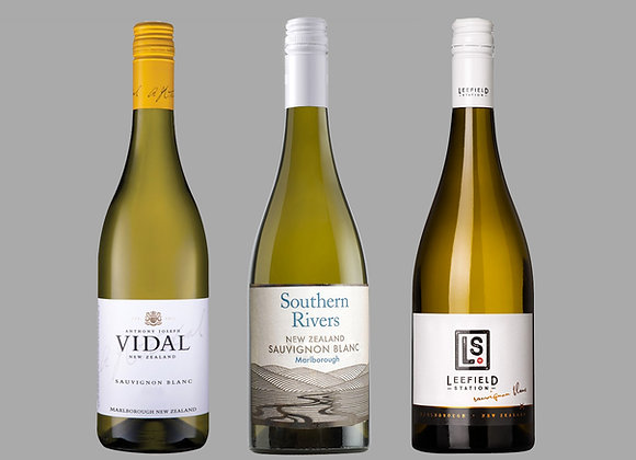 New Zealand Sauvignon Blanc Wine Selection