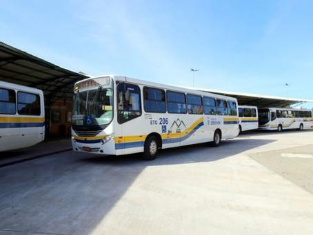 Empresa de ônibus urbano anuncia paralisação das atividades em Erechim