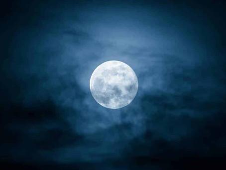 'Lua Azul': o raro evento cósmico poderá ser visto neste 31 de outubro
