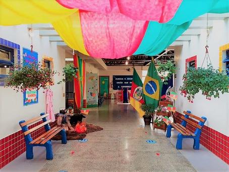 Escolas de Quatro Irmãos realizam atividades alusivas à Semana Farroupilha