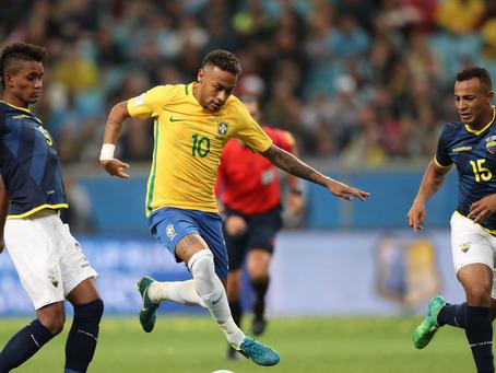 Conmebol confirma dias e horários do retorno das Eliminatórias para a Copa do Mundo 2022