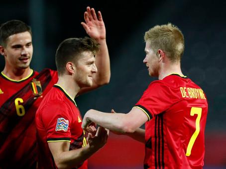 Ranking da Fifa 2020: Bélgica lidera, seguida por França e Brasil
